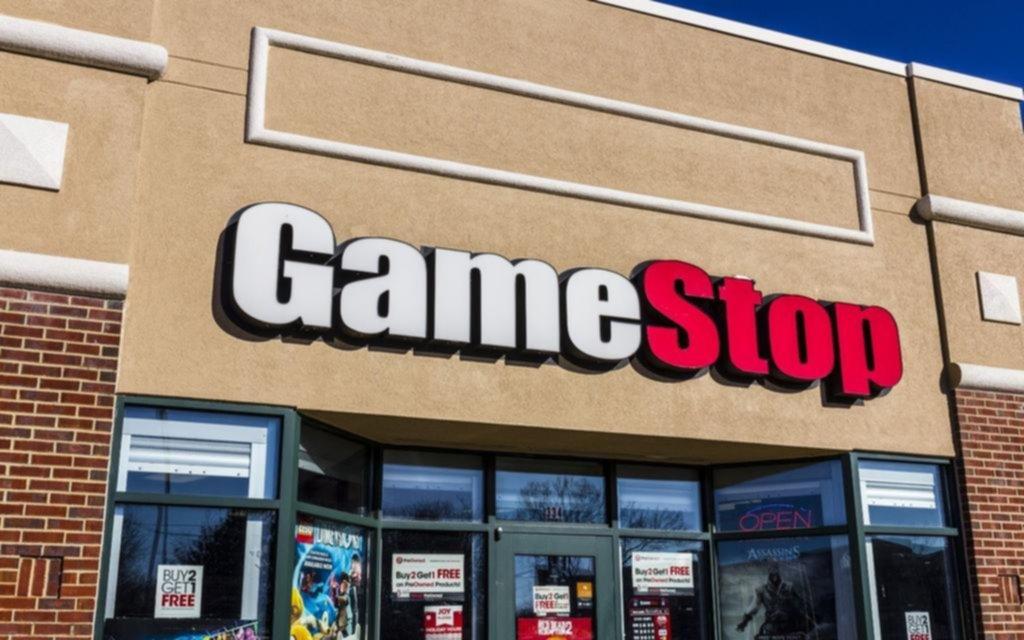 Una empresa de videojuegos en ruinas, revoluciona Wall Street