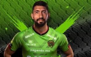 Caco García hizo su debut en México