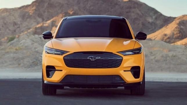 Ford fabricará el Mustang Mach-E eléctrico