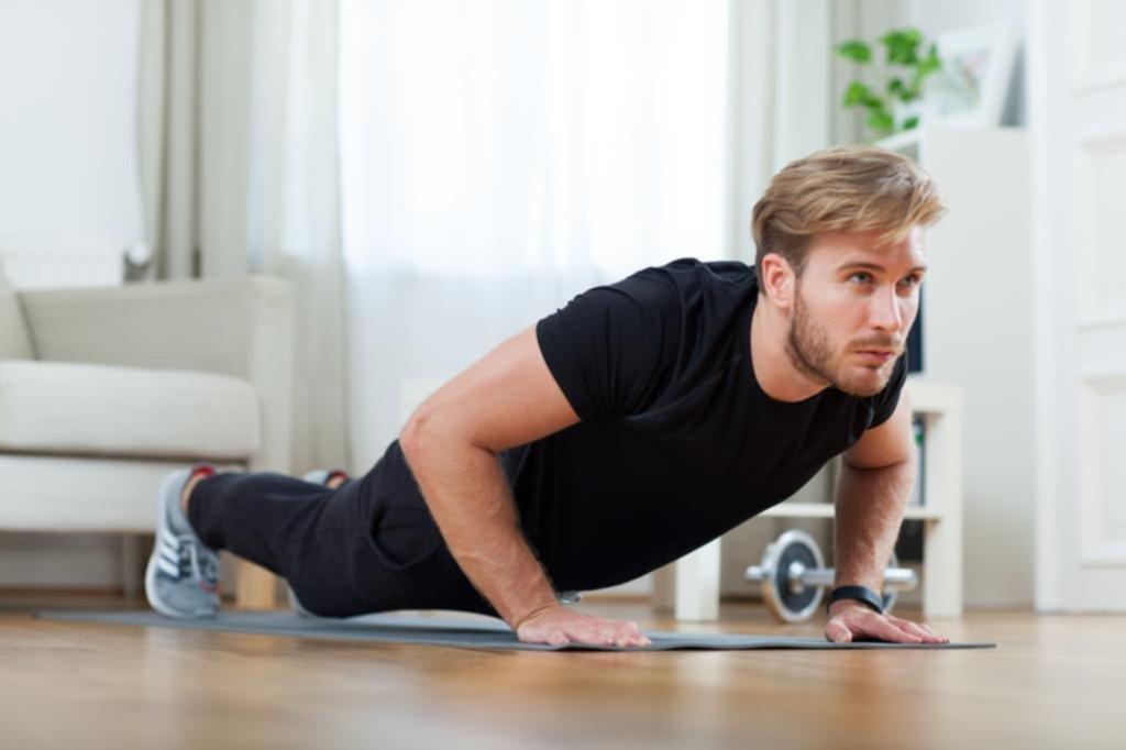 Mantenerse en forma: también es posible con la ayuda del sofá