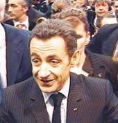 El video con insulto de Sarkozy a un manifestante causa furor en internet
