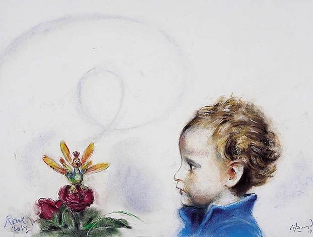 Roux-Alonso: dos artistas pintando a cuatro manos