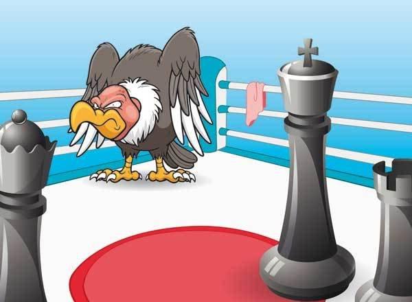 Griesa jugó al ajedrez y puso contra las cuerdas a los buitres duros