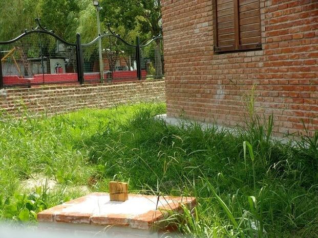 Arrancaron una cruz en una parroquia de Ensenada