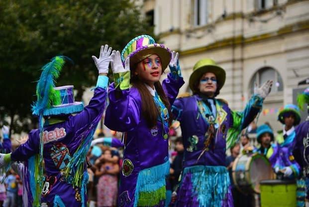 La Ciudad ya se prepara para festejar el Carnaval