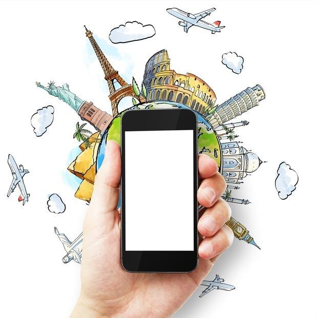 Las 15 apps que te pueden ser útiles para salir de viaje