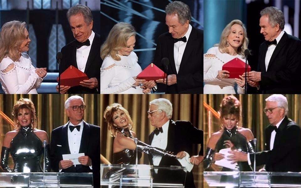 La verdadera historia sobre el sobre equivocado en los Oscar