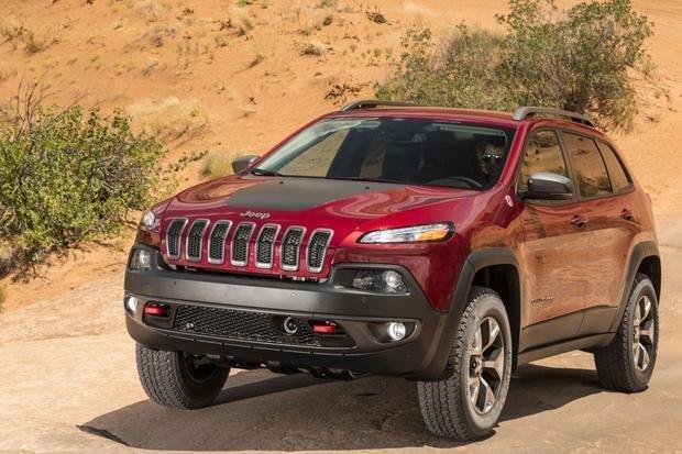 Llega al país la nueva versión del Jeep Cherokee Trailhawk
