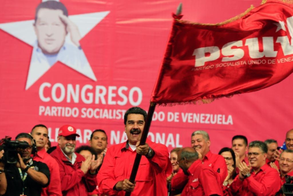 Maduro pide anunciar la fecha de presidenciales