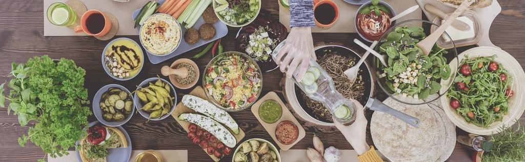 Slow Food, otra relación con los alimentos