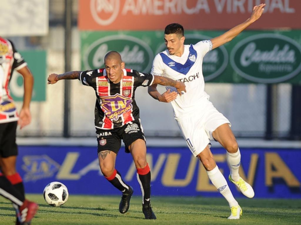 Con la vuelta de Mauro Zárate, Vélez visita a Chacarita