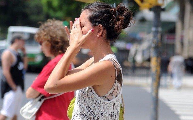 La sensación térmica superaría los 40°C en Concordia — Ola de calor