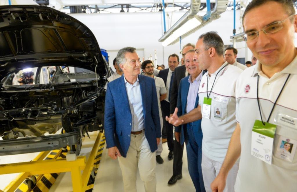 Macri visita Córdoba para un acto junto a Schiaretti