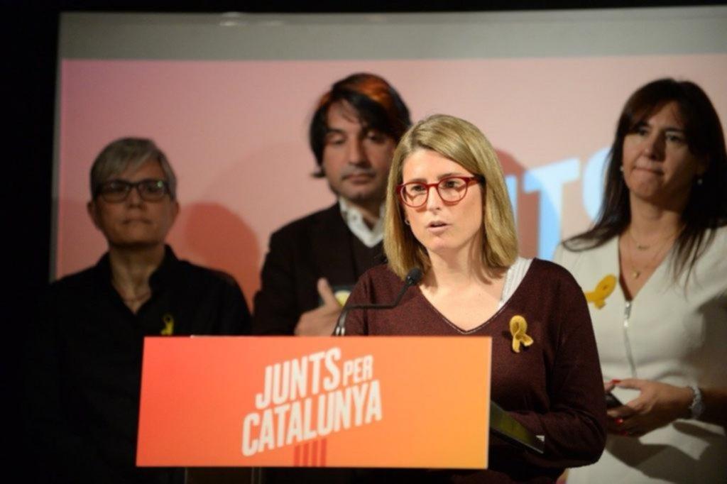 Cataluña: La principal candidata a presidente es mano derecha de Puigdemont