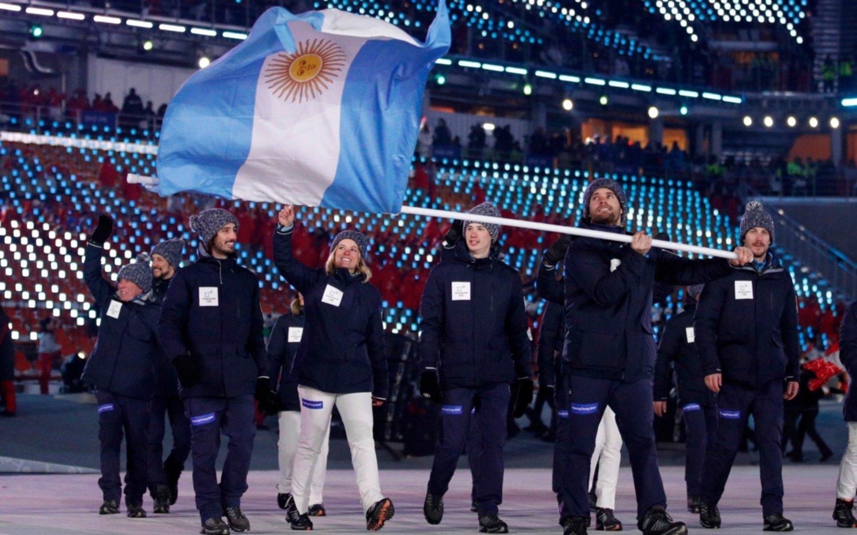 Colombia se lució en inauguración de los Juegos Olímpicos de Invierno