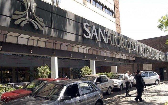 Allanaron el Sanatorio de la Trinidad donde falleció Pérez Volpin pero no hallaron el video que buscaban
