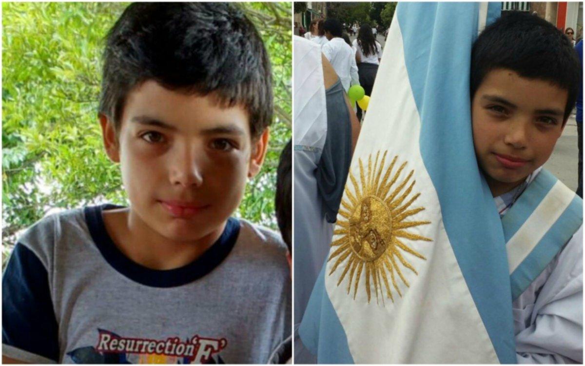 Desesperada búsqueda de un nene platense de 12 años que desapareció tras dejar una carta