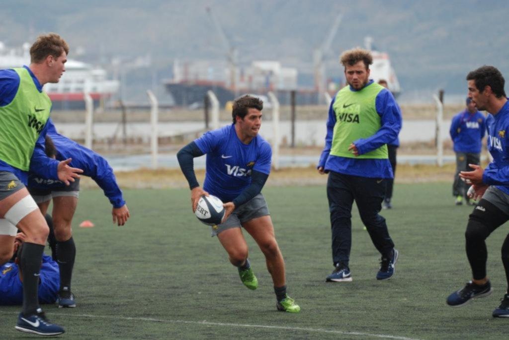 Amercias Rugby: Lucas Favre irá de titular ante Chile