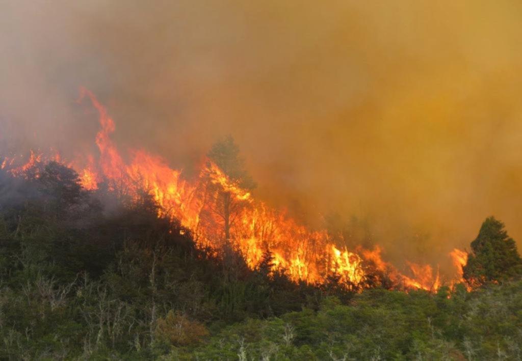 Inundaciones, incendios y ola de calor: el clima extremo, otra vez protagonista