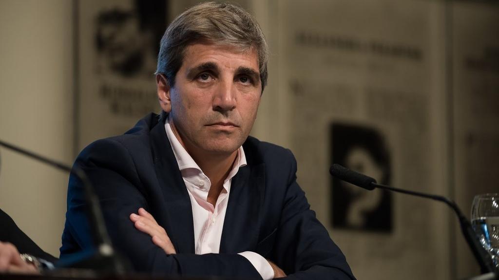 Luis Caputo no declaró su vínculo con firmas offshore