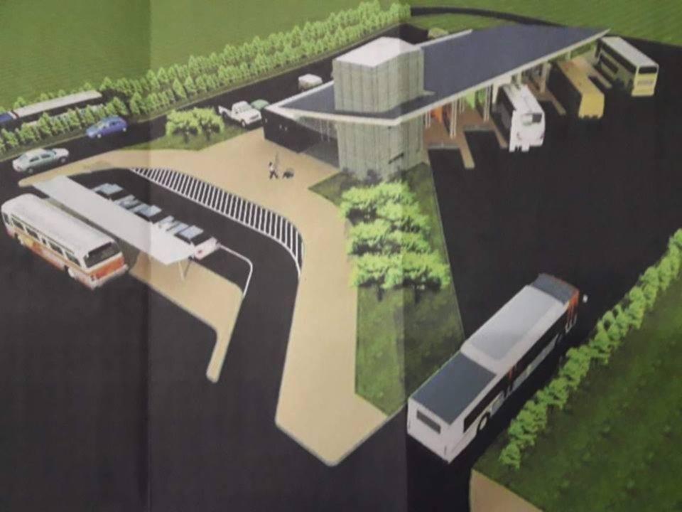 Arranca el proceso para la construcción de la terminal de ómnibus en Berisso