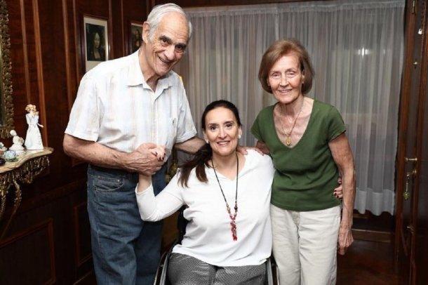 Michetti reveló que detectaron un plan para secuestrar a su padre