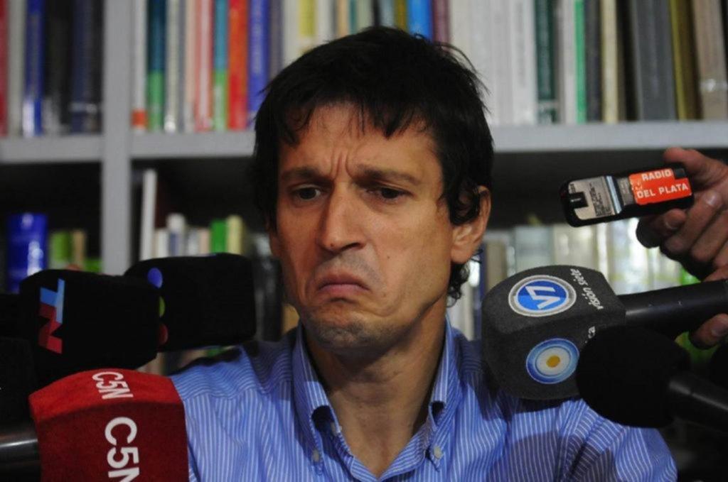 Nisman: citan a una audiencia para definir si agravan la acusación contra Lagomarsino