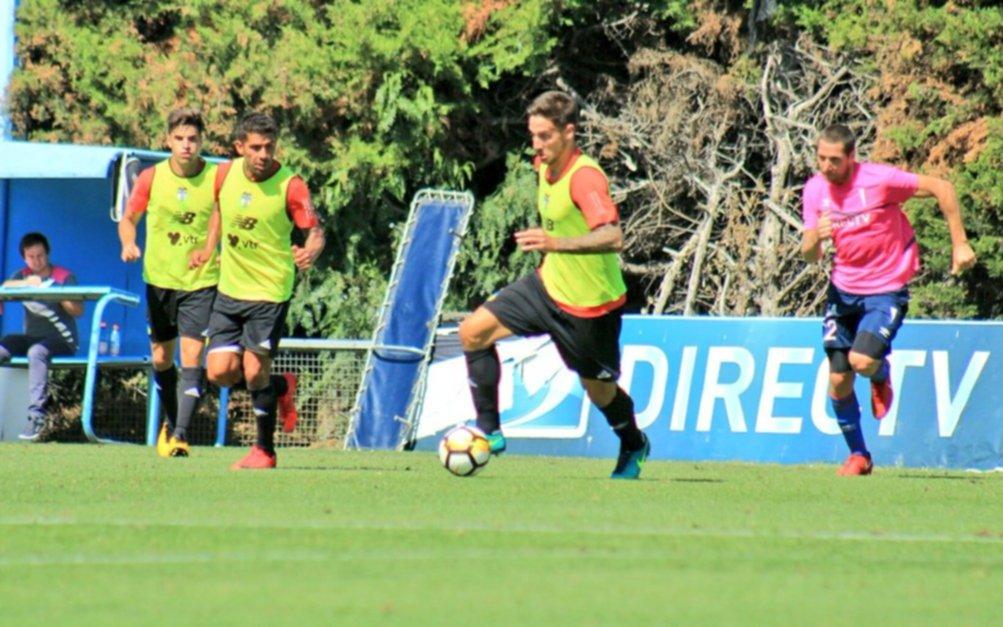 Mazzola metió su primer gol en Chile