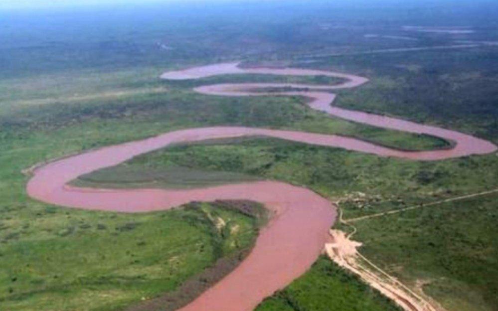 """Aguardan nuevos desbordes del río Pilcomayo """"hasta el fin de semana"""""""