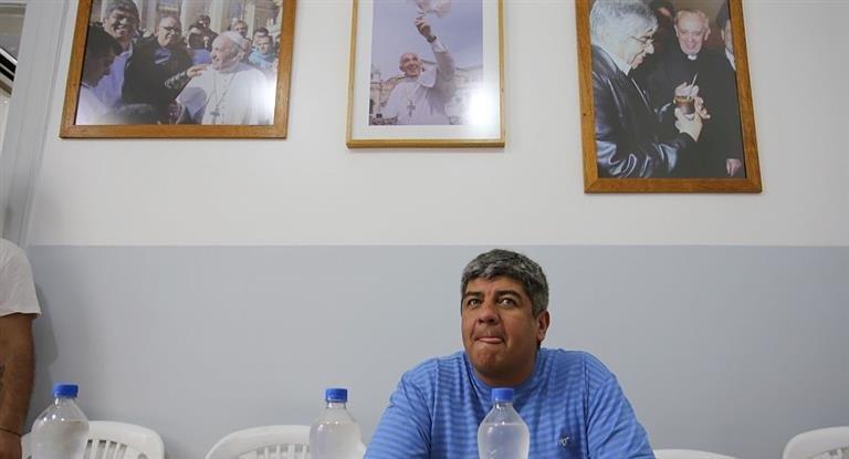 """Pablo Moyano dijo que la marcha del 21 de febrero """"será multitudinaria"""""""