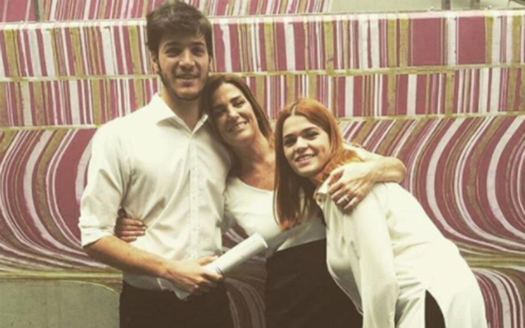 """La conmovedora carta del hijo de Débora Pérez Volpin: """"te voy a amar por siempre, mamá"""""""