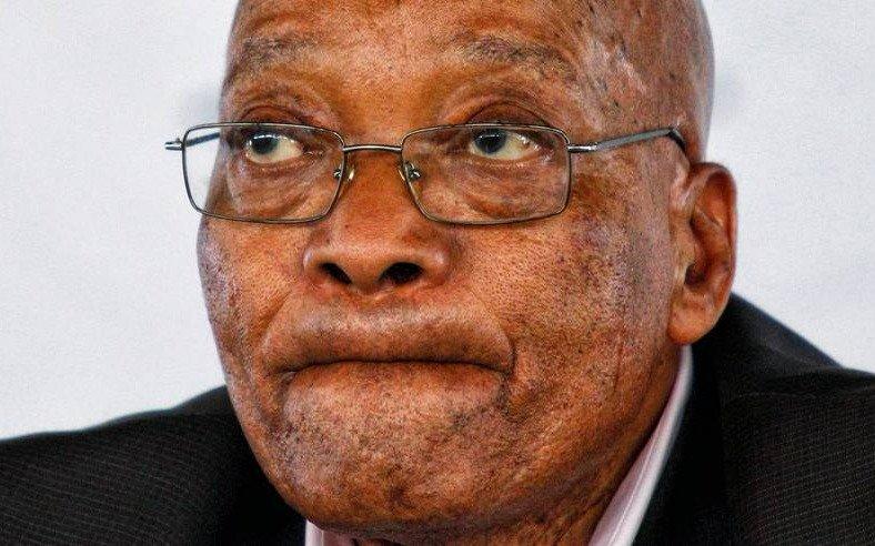 Tras presiones Zuma renunció a la presidencia de Sudáfrica