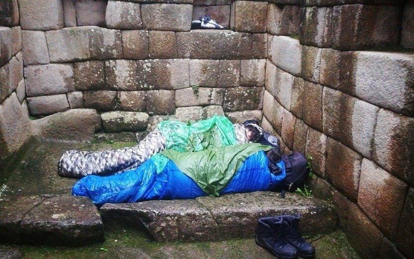 Dos argentinos son expulsados de Machu Picchu tras ingresar clandestinamente y pasar la noche