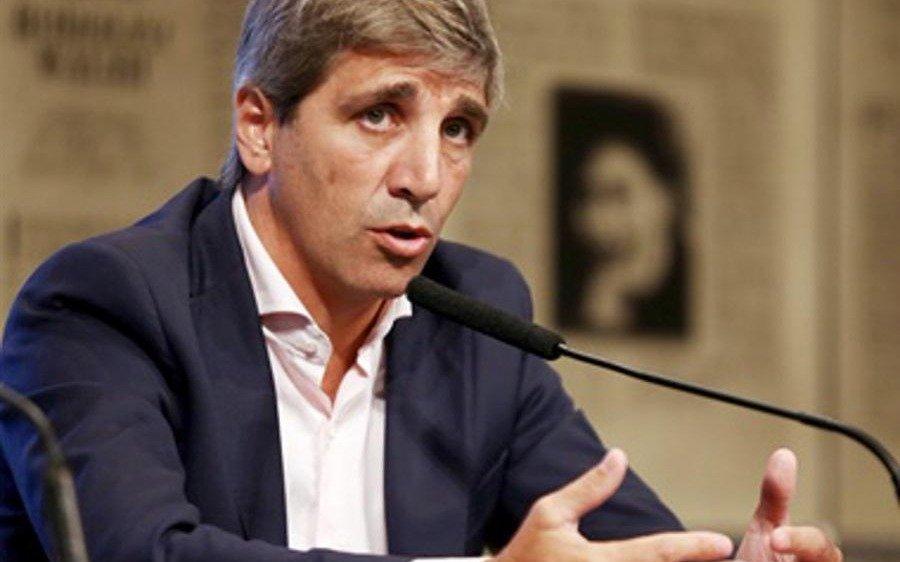 Caputo firmó financiamiento por US$ 70 millones para obras del Plan Belgrano