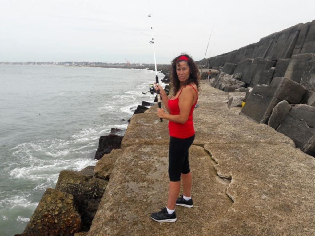 Mar del Plata, la playa más adecuada para la pesca de costa
