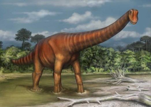 Presentaron tras dos décadas de trabajo al Choconsaurus, el dinosaurio de El Chocón