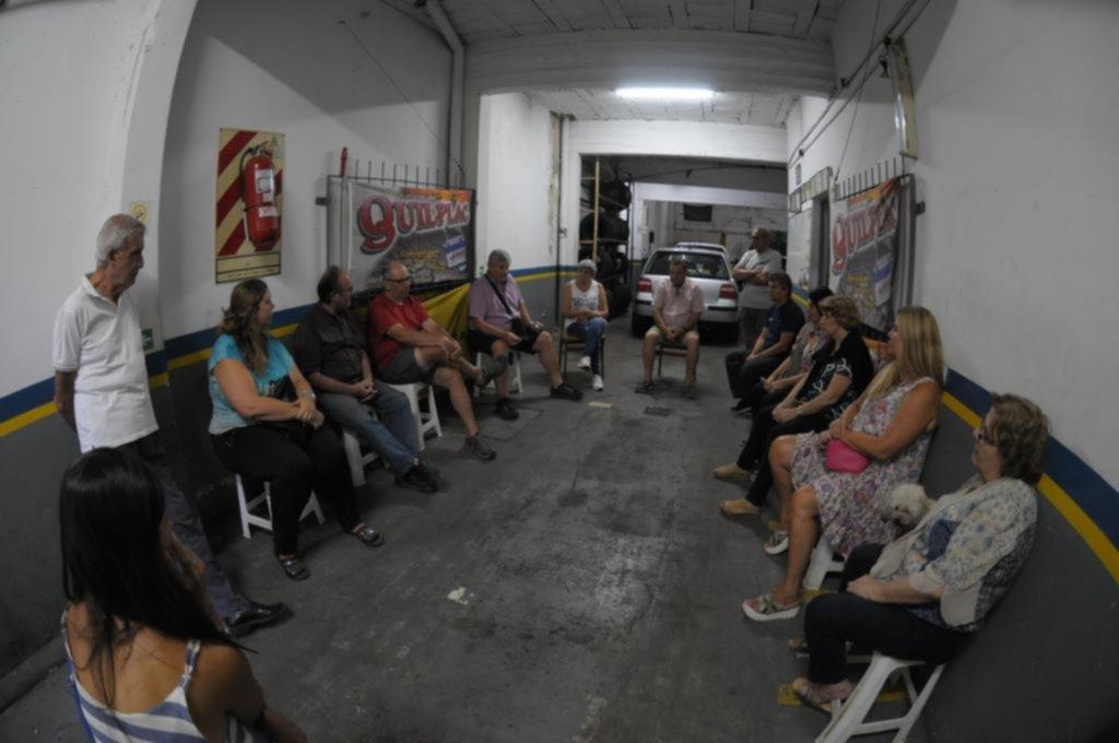 Los vecinos de Barrio Norte volvieron a reunirse por la inseguridad que no cede
