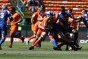 El debut de Los Jaguares en el Super Rugby terminó con una derrota por 28-20