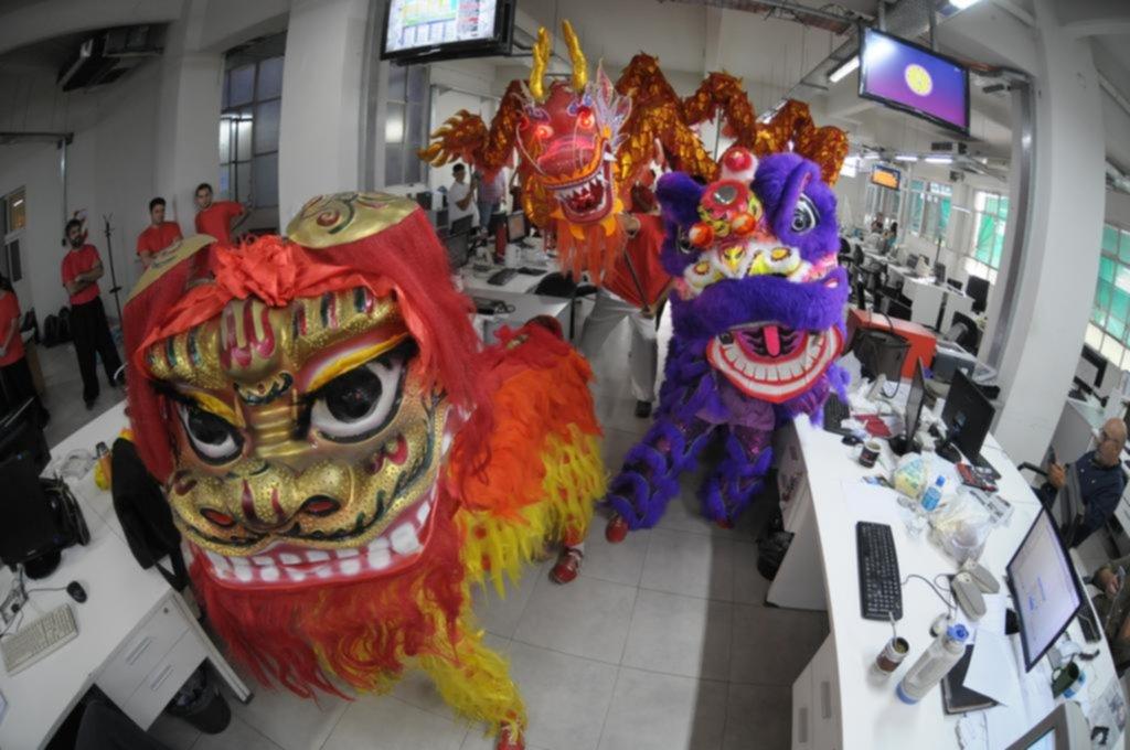 Con dragones, danzas y manjares típicos, el Año Nuevo Chino sale a escena en 19 y 51