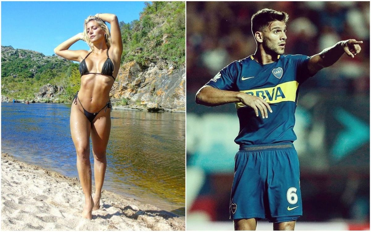 Sol Pérez vive un romance con un jugador de Boca