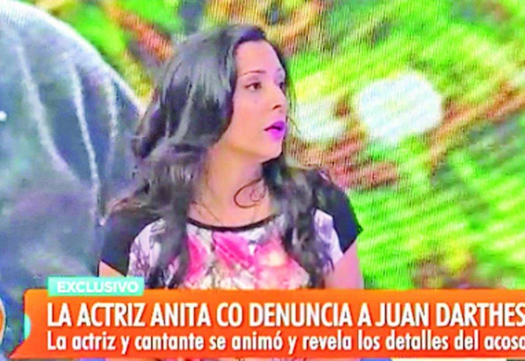 Anita Coacci: Nuevos Detalles Del Supuesto Acoso De Darthés A Anita