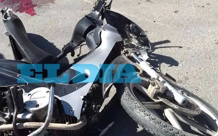 Siniestro fatal en Villa Elvira: murió un motociclista