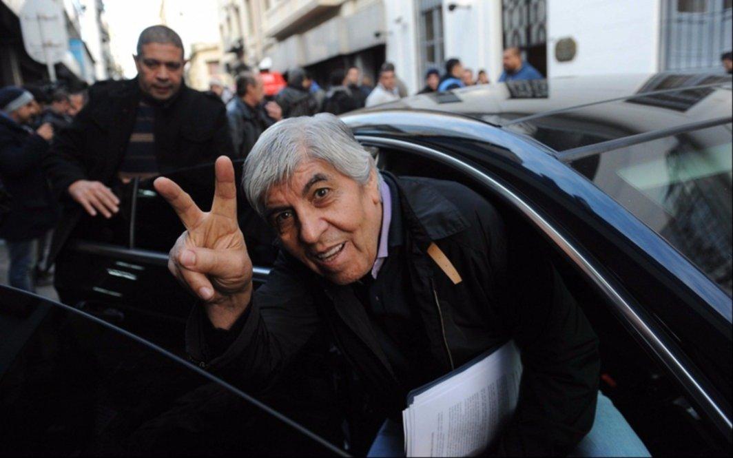 """""""El peronismo debe unirse"""", pidió Moyano"""