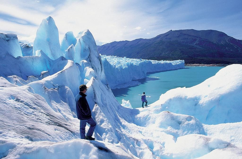 El glaciar Torrecillas, un encanto de los paisajes cordilleranos