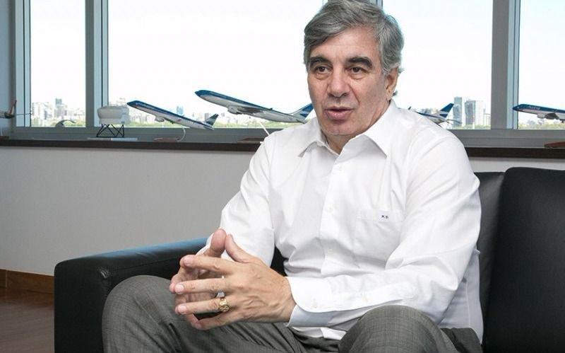 El hermano del presidente de Aerolíneas murió en un choque