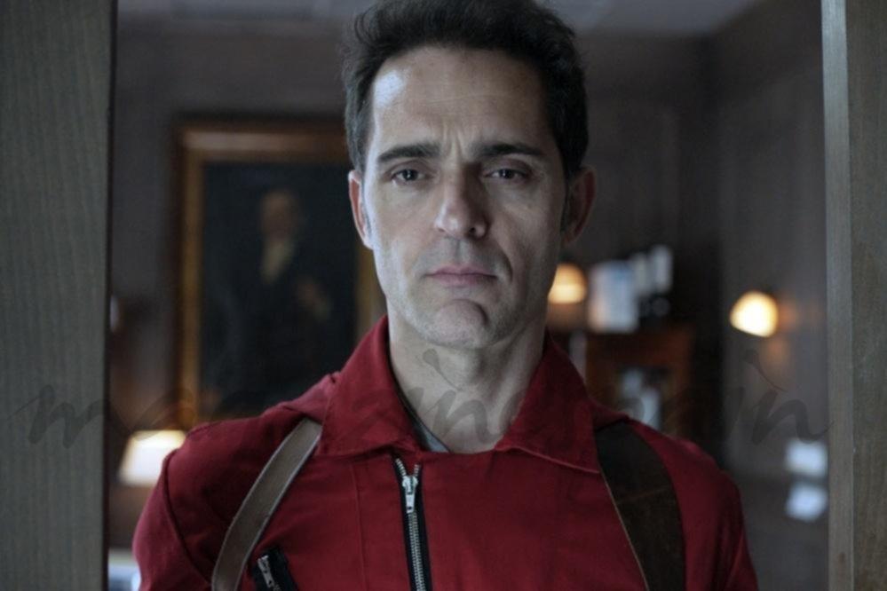 Un actor de La Casa de Papel podría llegar al Bailando 2018