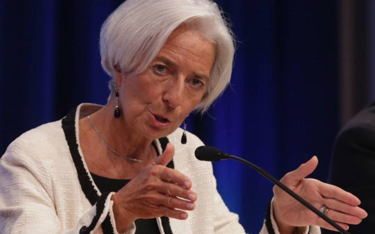 Lagarde advierte sobre una 'tormenta' en la economía mundial
