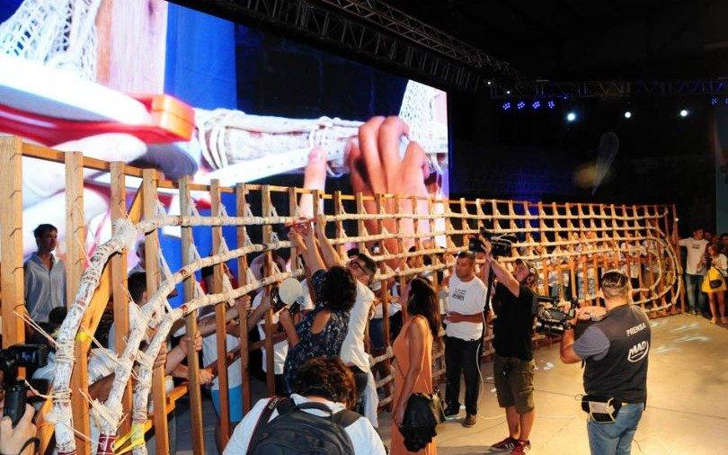 Elaboraron en Tandil el salame más largo del mundo