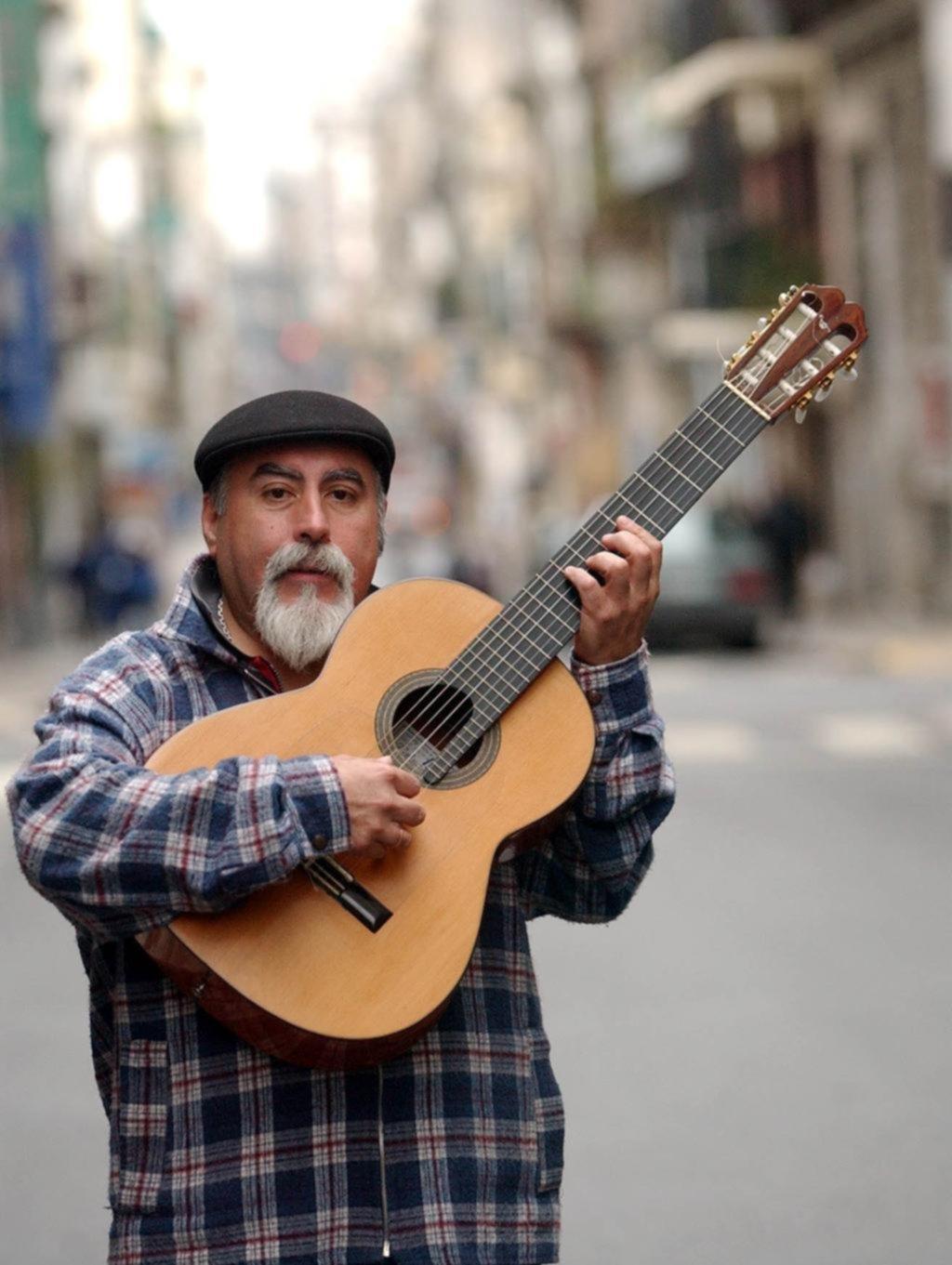 La guitarra de luto: adiós al gran Juanjo Domínguez, virtuoso de la viola que fue del tango a Los Beatles