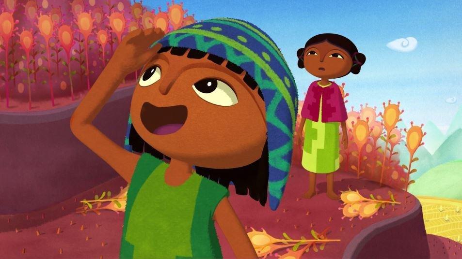 Una película animada argentina llegará a la pantalla de Netflix